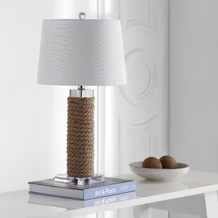 Anguila Rope 26.5 Table Lamp (Set of 2)