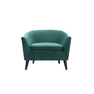 Brayden Studio Talbert Barrel Chair