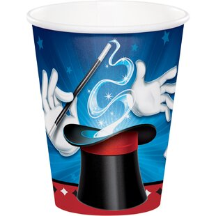 Magic Paper Disposable Cup (Set of 24)