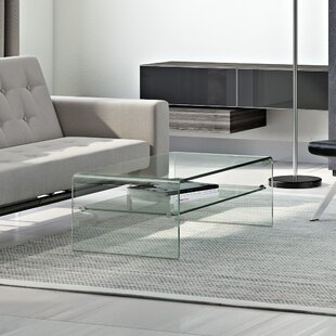 Glass Coffee Table by Wade..