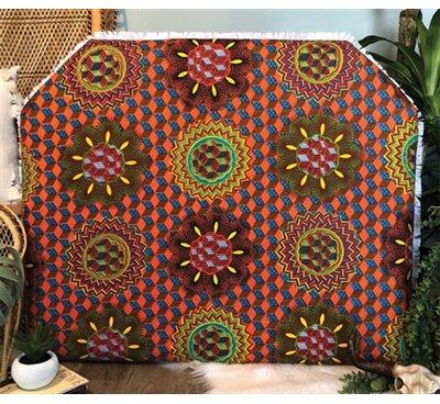 Honea Twin/Twin XL Upholstered Panel Headboard Zoomie Kids