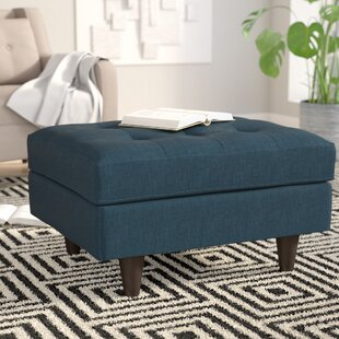 Best Reviews Warren Cocktail Ottoman By Langley Street