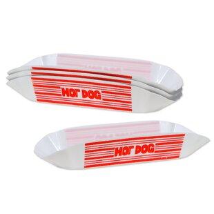 Plastic Hot Dog Holder