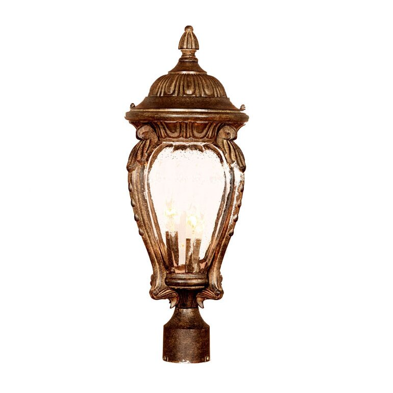Charlton Home Pursell 3-Light Lantern Head