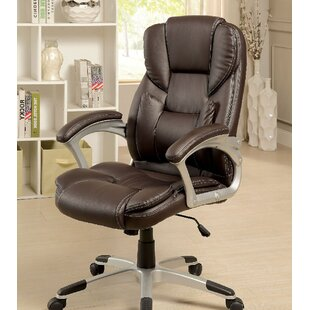 Fast Pneumatic Ht. Seat Executive Chair