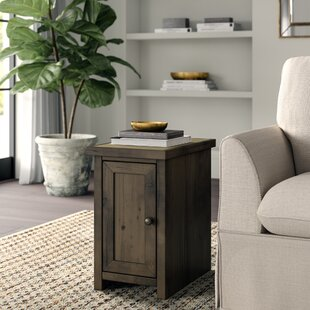 Columbia End Table with St..