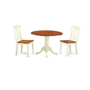 Gloucester 3 Piece Dinning Set by Charlto..