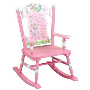 Fairy Wishes Rocking Chair by Wildkin