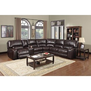 Shop Rowsey Reclining Sectional by Red Barrel Studio