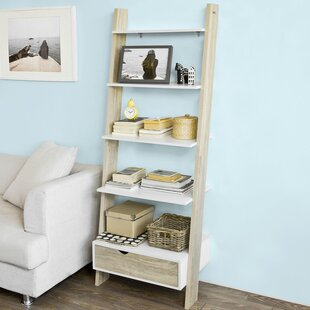 Agilar Ladder Bookcase By 17 Stories