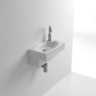 WS Bath Collections Whitestone Deca Ceramic 8