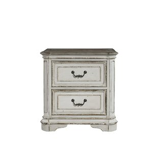 Treport 2 Drawer Nightstand