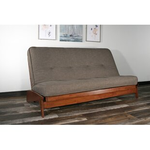 Latitude Run Eisley Futon and Mattress