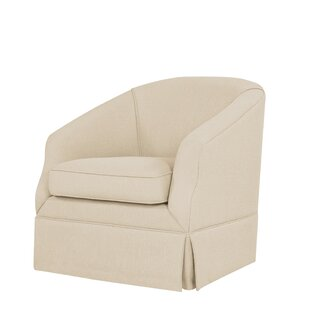 Clipper Swivel Barrel Chair by..