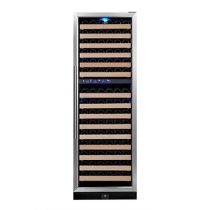 164 Bottle Dual Zone Convertible Wine Cellar by Kingsbottle