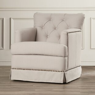 Find a DeKalb Swivel Armchair by Darby Home Co Reviews (2019) & Buyer's Guide