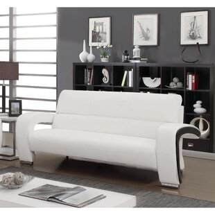 Obrian Contemporary Sofa by Orren Ellis