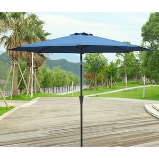 Homebeez Outdoor Furniture 9' Market Umbrella