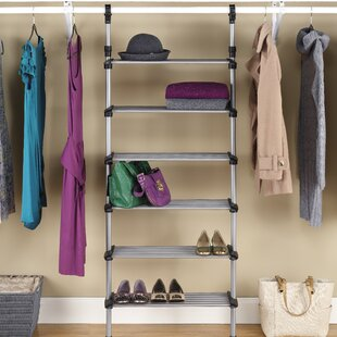 Whitmor, Inc 6-Tier Shoe Rack