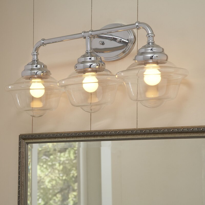 Mcgrath 3 light vanity light