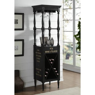 Prejean 12 Bottle Floor Wine Rack by Augu..