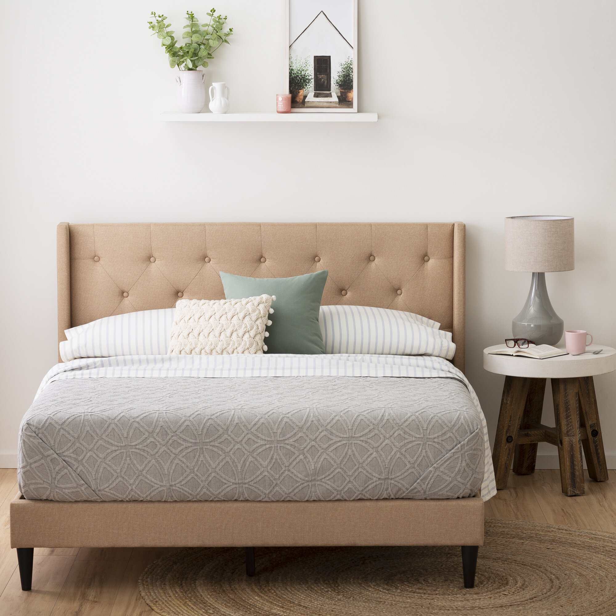 Picture of: King Sized Beds Wayfair