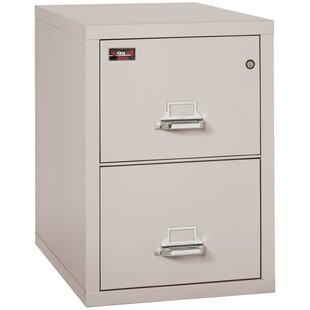 FireKing Fireproof 2 Drawer Vertical Fili..
