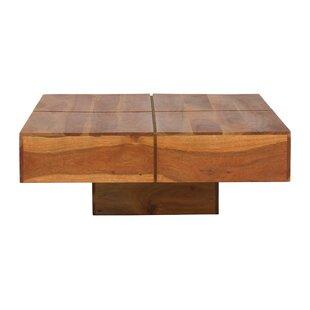 Cube Coffee Table By Massivum