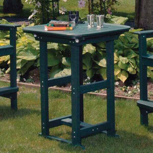 Portsmouth Outdoor Bar Table - Seaside Casual Portsmouth Outdoor Bar Table Wayfair