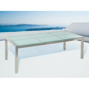 Anabriana Steel Dining Table By Sol 72 Outdoor