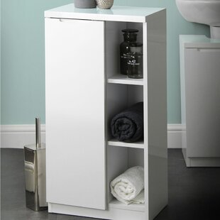 Keels 40 X 81cm Free-Standing Cabinet By 17 Stories