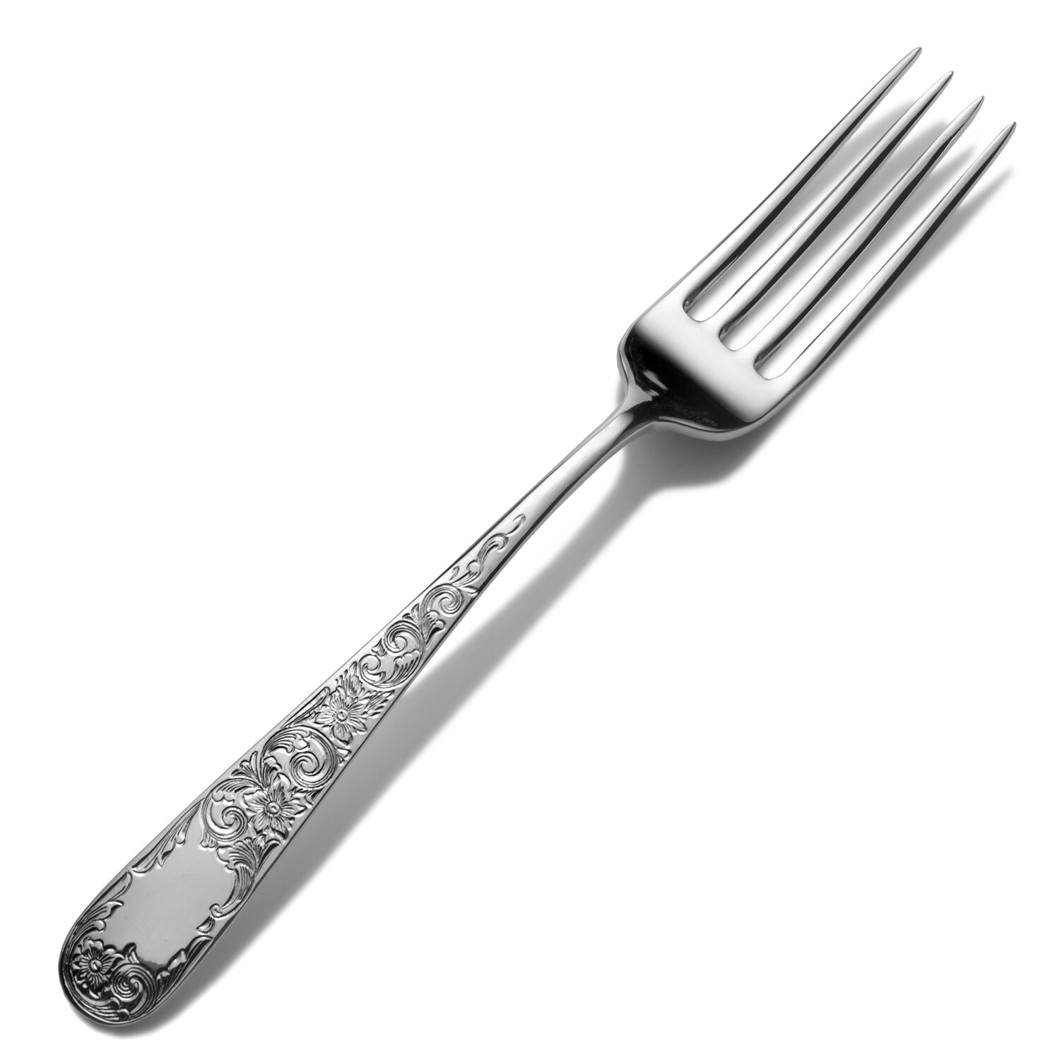 Kirk Stieff Sterling Silver Old Maryland Engraved Dinner Fork Wayfair