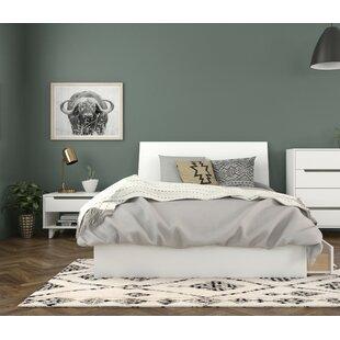 Latitude Run Mehar Platform 3 Piece Bedroom Set
