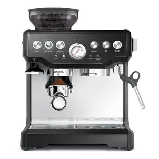 Sage Barista Express Stainless Steel Semi Automatic Espresso Maker