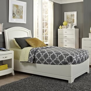 Loveryk Panel Bed by DarHome Co