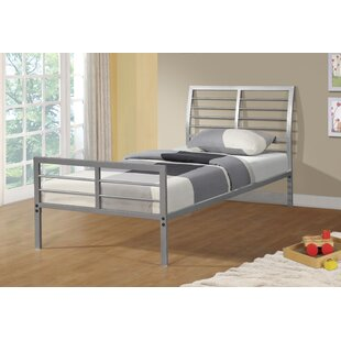 Chrystal Metal Slat Bed