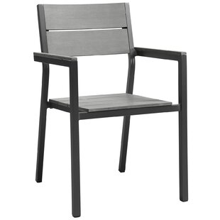 Windsor Patio Dining Chair by Sol 72 Outdoor 2019 Coupon