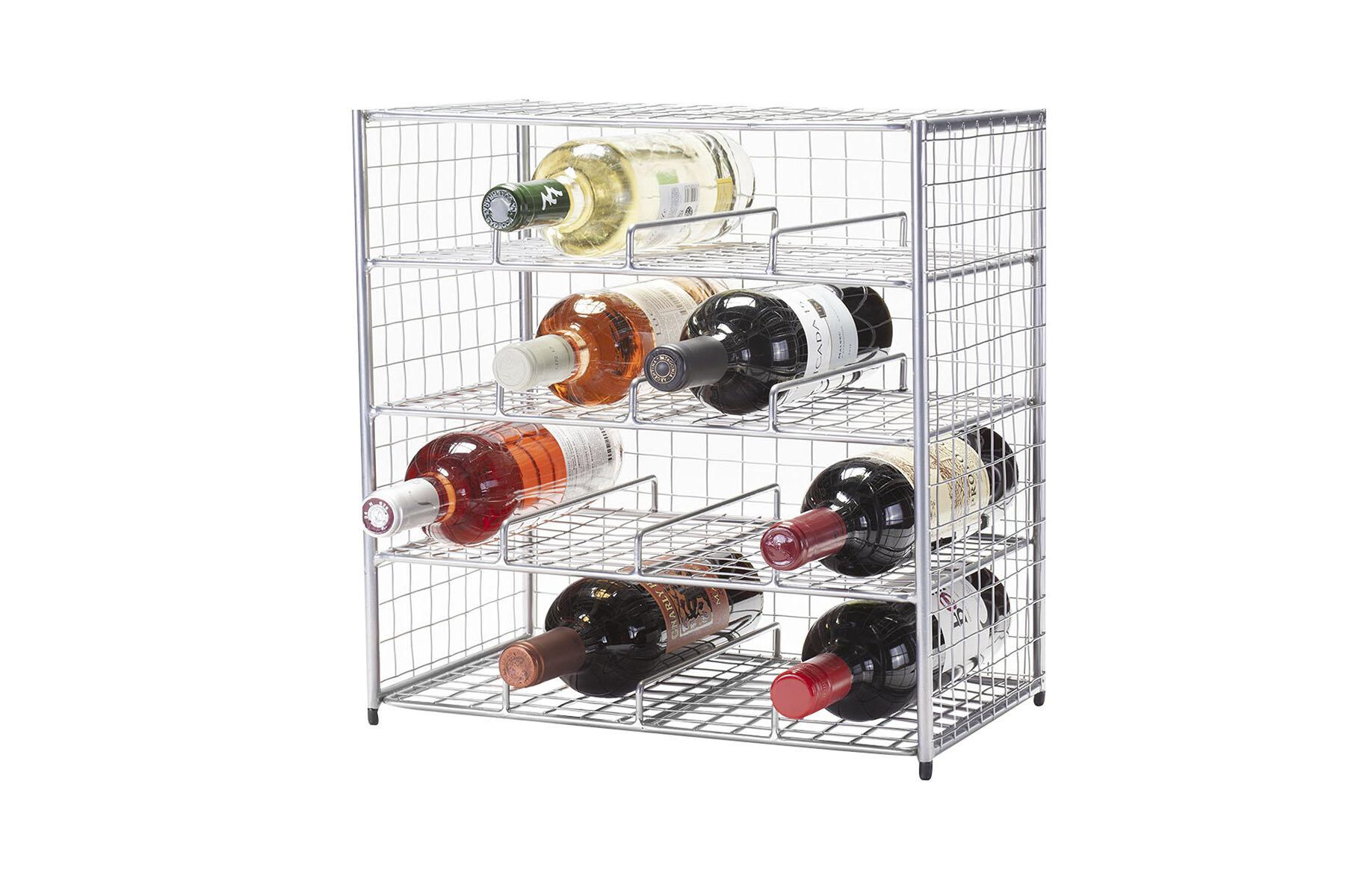 Oenophilia 16 Bottle Tabletop Wine Rack Wayfair