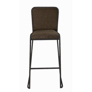Keira 29 Bar Stool (Set of 4) 17 Stories