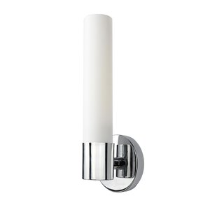 Enzo 1-Light Armed Sconce by U..