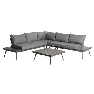 Beyonce 2 Piece Sectional Set with Cushions