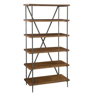 Price Check Aliceville Etagere Bookcase by Foundry Select