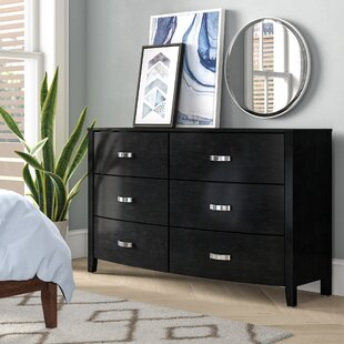 Herring 6 Drawer Double Dresser
