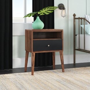 Lyndhurst 1 Drawer Nightstand by Gracie Oaks