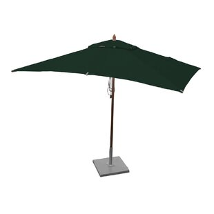 Sharon 6.5' X 10' Rectangular Market Umbrella