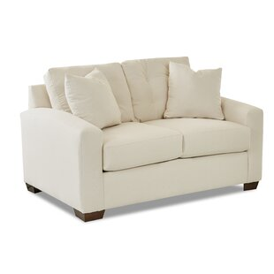 Alanna Loveseat by Wayfair Custom Upholst..