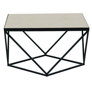 Gaskins Geometric Coffee Table