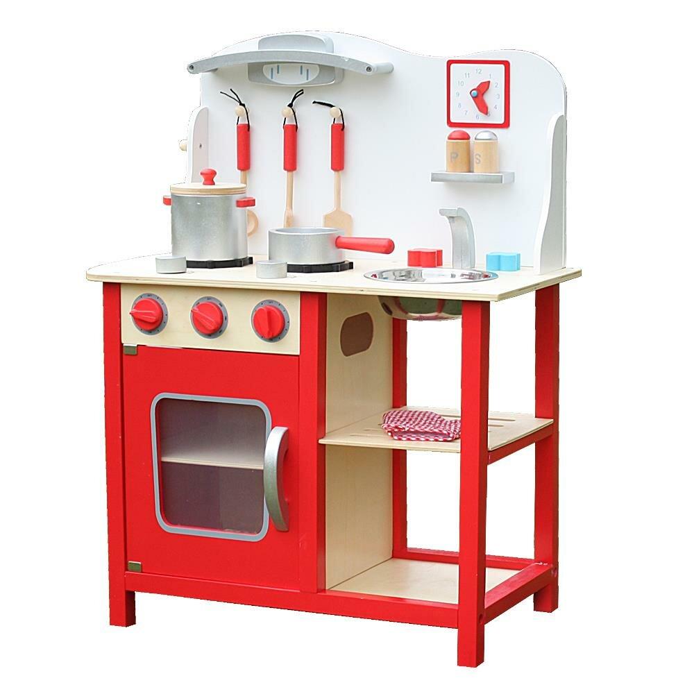 Winado Kids Wooden Play Kitchen Set