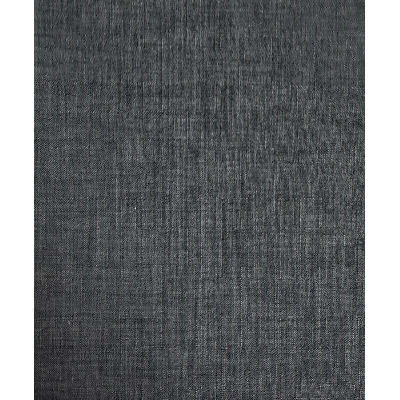 17 Stories  Jase Ottoman Upholstery Color: Charcoal Gray