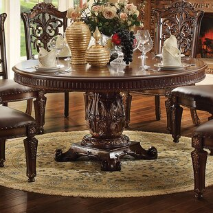 Welles Dining Table by Astoria Grand